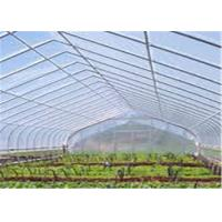 Quality Large Greenhouse Poly Film , Single Layer Plastic Greenhouse Cover For Plant for sale