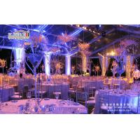 Quality Luxury Wedding tent  Clear Tents  of PVC material for sale or rental for sale