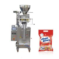 Buy JB-300K VFFS detergent powder filling packing machine with PLC control at wholesale prices