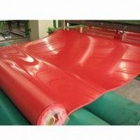 Buy cheap Pure Natural/Gum/Para Rubber Sheet, 22MPa Tensile, 35-40sh A, 760% Elongation, 1 from wholesalers