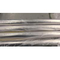 Quality ASME SA270 / ASTM A270 Stainless Steel Welded Tube, Polished , Plain End , TP304/304l S2 AAA cert. , ISO11850 for sale
