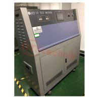 Buy Solar Radiation Quv Accelerated Aging Test Chamber / Uv Testing Machine at wholesale prices