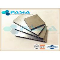 Quality Brazed Aluminum Laminated Panels , Higher Strength Lightweight Roofing Panels for sale