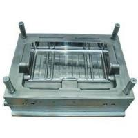 Quality Custom Injection Mould Tooling, Precise plastic, semi - automatic , Optimal cooling system for sale