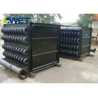 Quality Fully Automatic Gas Boiler Parts , Industrial Boiler Parts Heat Proof Efficient Economizer for sale