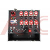 Buy Nomputer Numerical Control Aluminium Motor Chain Hoist Power Case Black / Red / Gold at wholesale prices
