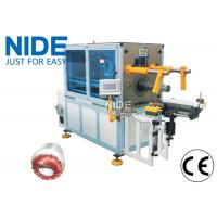 Buy Electric Motor Stator Winding Inserting Machine with horizontal frame design at wholesale prices