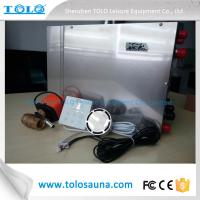 Quality Sauna Residential Steam Generator Waterproof Control Panel 7000w 3 phase for sale