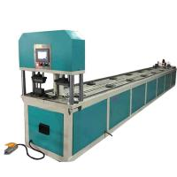 Quality High Precision CNC Pipe Processing Machines , Hydraulic Automatic CNC Tube Punching Machine for sale