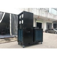 Black Industrial Tent Air Conditioner Drez Portable HVAC Temperary Cooling System for sale
