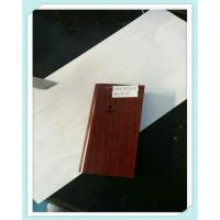 Quality 6063 T5/T6 Wood Window Aluminum Profile With Powder Coating / Anodized for sale