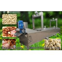 China Almond Blanching Machine|Peanut Blanching Equipment|Nut Blanched Equipment For Sale on sale