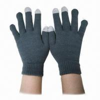 Quality Touchscreen Gloves in Men's Size for sale