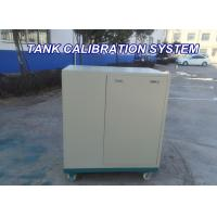 China gas station automatic tank calibration system / fuel pump tank calibration machine on sale