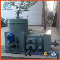 China High Efficiency Solid Liquid Separator Screw Extruding Manure Separator on sale