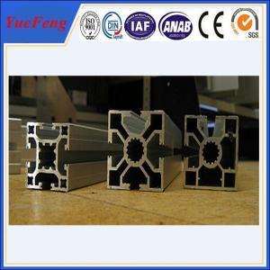 Quality Hot! aluminium profile for industrial material, wholesale industry aluminium extrusion for sale