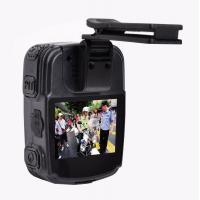 Quality Mini Police Body Worn Security Camera HD Night Vision Support Burst Photo Water Mark User ID for sale