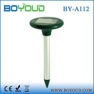 China Garden Solar Mole Repeller on sale