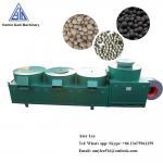 Quality KHL-600 Ring die system Sewage sludge organic fertilizer granule making machine for sale