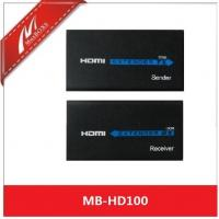 HDMI Extender up to 328ft Over Ethernet/HDMI Transmission  MB-HD100 for sale