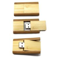 China 16GB Swivel Wood USB Thumb Drive, Bamboo Twist USB, USB Wood for Promotion on sale