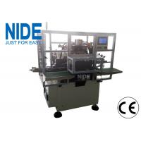 Quality NIDE stator winding machine upgraded model three stations with 2 poles for sale