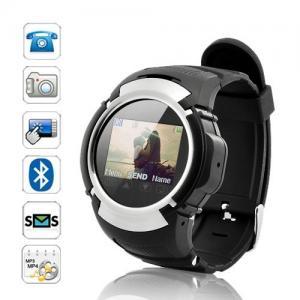 Quality 2012 Latest MQ222 Sports Wrist Watch Phone support FM radio, 1.3M Pixel camera for sale