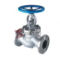 China Flanged Industrial Globe Valve , SS Globe Valve Dn100 Pn16 A351 CF8 1.4308 on sale