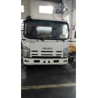 Low Noise Wastewater Removal Trucks ISUZU / JAC / JMC Chassis For Aircraft
