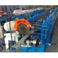 Quality Downpipe / Water Pipe / Downspout Roll Forming Machine , Drain Pipe Production Line for sale