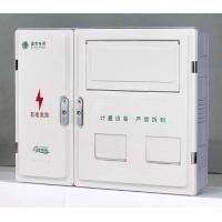 Fireproof Electric Meter Box High Mechanical Strength External Wiring Concealed