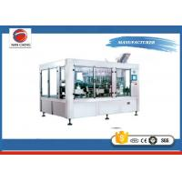 Buy Small Beer Automatic Canning Machine 8000CPH , Soft Drink Rotary Liquid Filling at wholesale prices