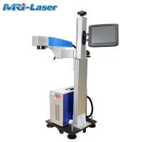 Quality Long Time Working Flying Laser Marking Machine 14000mm/S Engraving Speed for sale