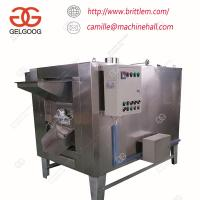 China Commercial New Peanut Roasting Machine| Groundnut Roaster for Sale on sale