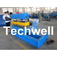 Quality Hydraulic Custom PLC Control Roof Curving Machine With Speed Adjustable for sale