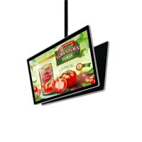 Quality Customized metro station restaurant Android 43inch Double face hanging lcd advertising screen for sale