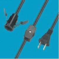AC Power Cord SEV Swiss power cord 10A 250V plug with VDE cable H05VV-F 3G0.75/1.0/1.5mm2 cord for sale