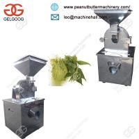 China Best Factory Price Industrial China Herb Grinder Machine for Sale on sale