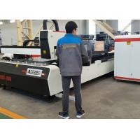 Quality High Speed CNC Fiber Laser Tube Cutting Machine CAD / CAM Software Energy Efficiency for sale