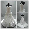 Buy cheap Aline Sweetheart Flowers Ruffles Taffeta Wedding Dress #TT54A from wholesalers