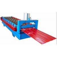 Buy cheap High Speed Wall Panel Roll Forming Machine For Making Construction Materials from wholesalers