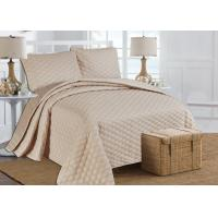 Buy Fashion Patchwork Quilt Flower Bed Spread Sets With Drop Skirt , Comforter 220 at wholesale prices