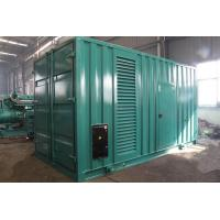 Quality 800kVA 640kw Electric Silent Diesel Generator Set Strong Power Output Anti Vibration for sale
