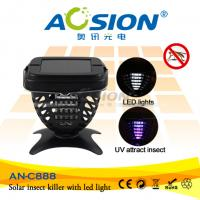 Buy 2014 New Product !Manufacture Advanced Solar Powered Mosquito Killer With UV Lamp at wholesale prices