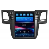 Buy cheap 12.1 inch Android Car Head Unit for Toyota Fortuner Hilux with GPS Navigation FM from wholesalers