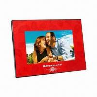 Quality 7-inch High-resolution Photo Frame, Multifunction for sale