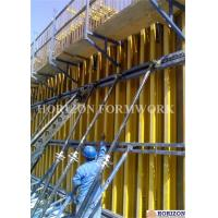 Buy cheap Top Scaffold Brackets Equipped On Wall Formwork Serving As Safety Platform from wholesalers