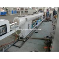Quality Auto Single Screw Extruder PPR Pipe Extrusion Machine 16mm-110mm for sale