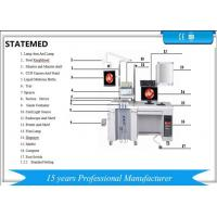 Quality ENT Workstation With Imaging System , Powerful Suction Pump ENT Opd Treatment Unit for sale