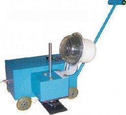 Quality Automatic Electromagnetism Flex Banner Grommet Eyelet Puncher Roll Banner Slitter for sale